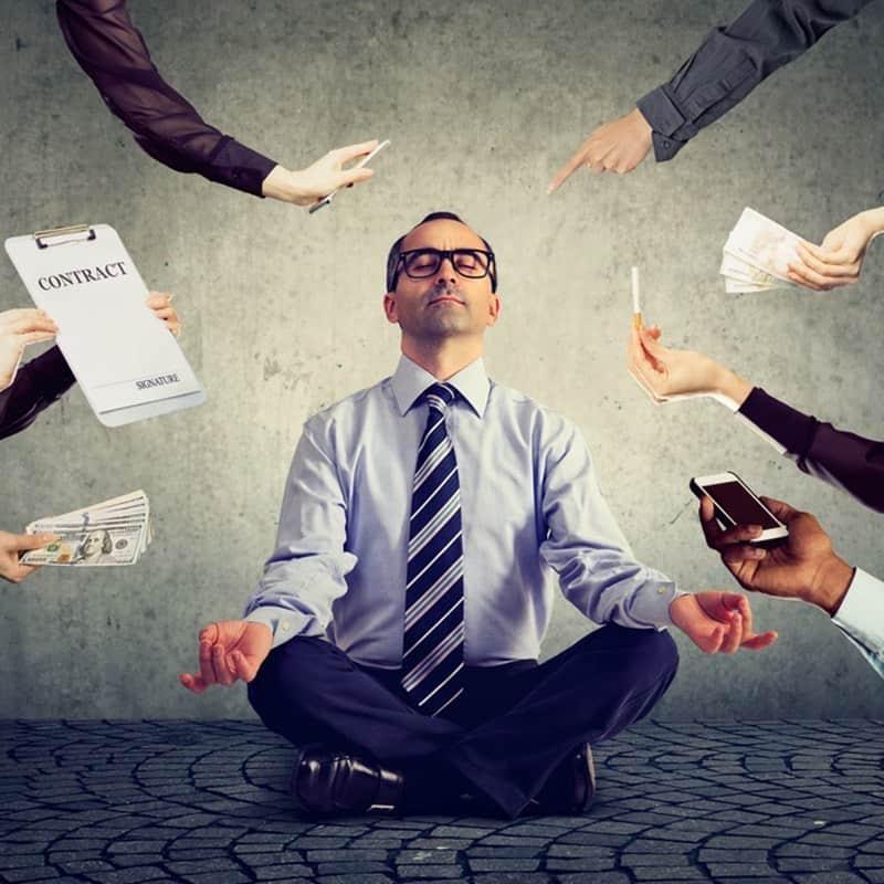 individuele sessies in bedrijven